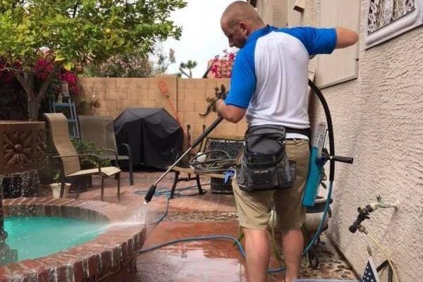 Power Washing In Phoenix Arizona