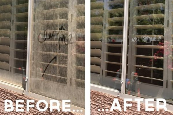 Window Cleaning in Phoenix Arizona