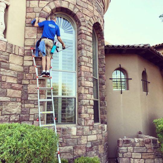cleaning windows in SCOTTSDALE AZ