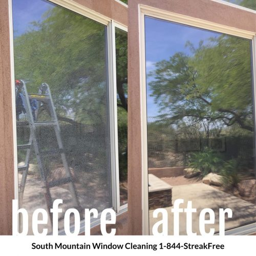 how to clean your own windows