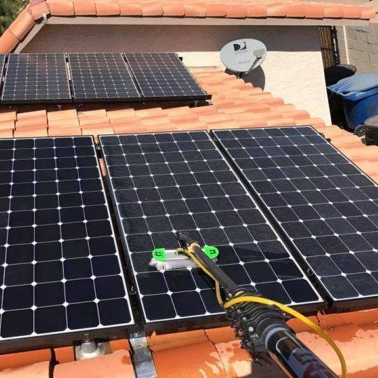 solar cleaning phoenix az