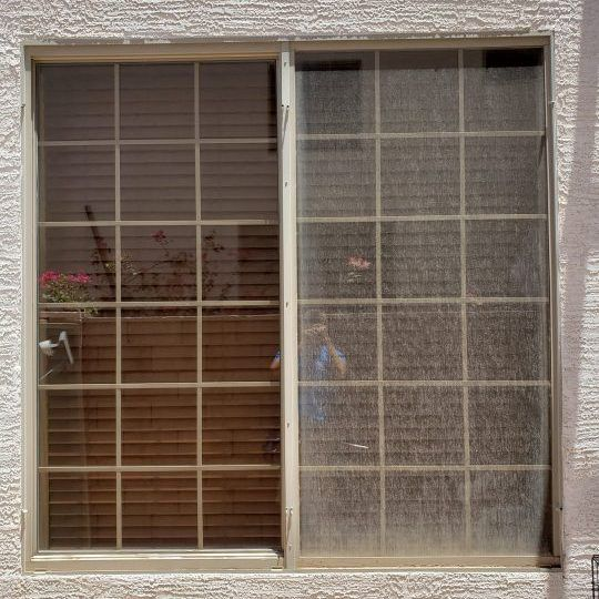 washing windows in Chandler, Arizona