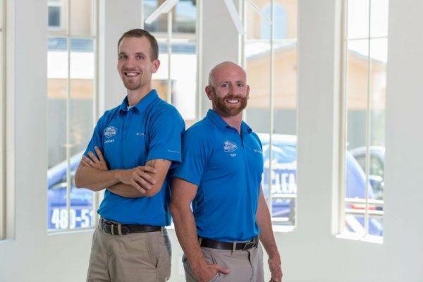 window cleaning company Ocotillo AZ