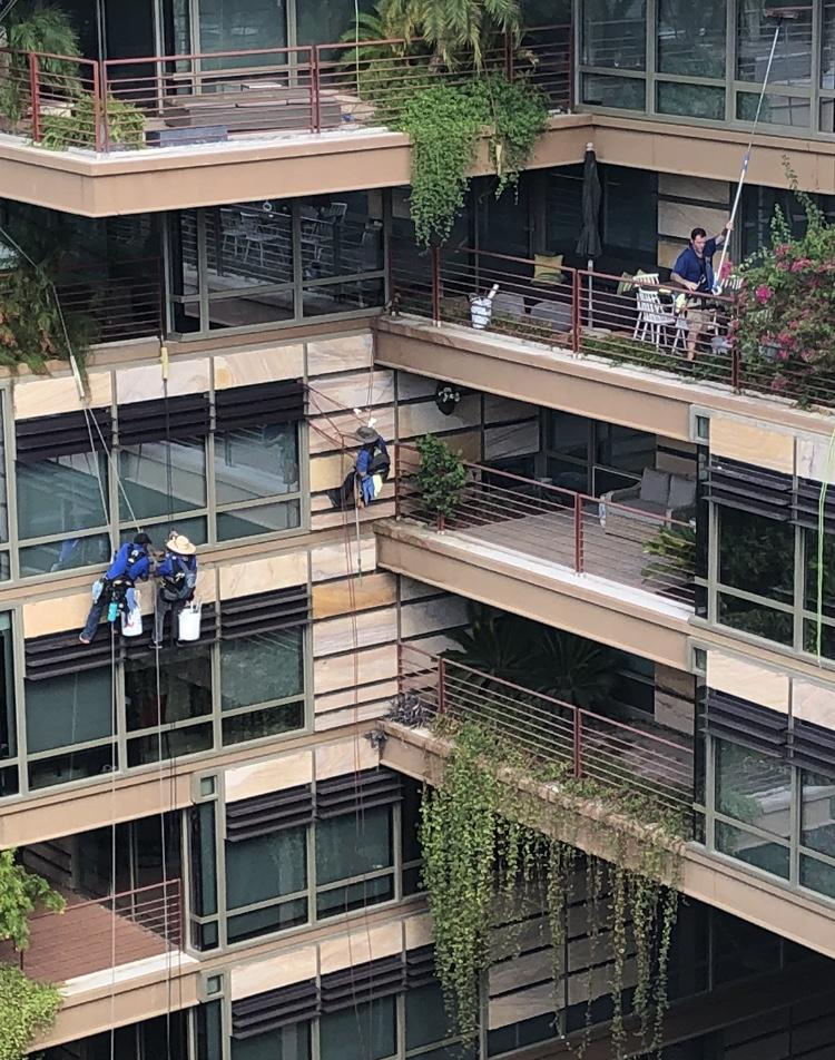 High Rise Window Cleaning Company Scottsdale AZ