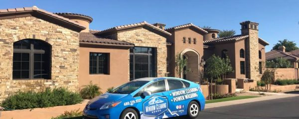Phoenix's Best Residential Window Cleaning Service