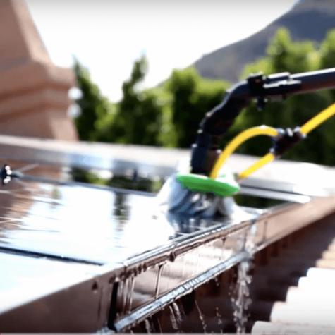 solar washing phoenix az