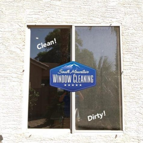 window cleaning phoenix AZ